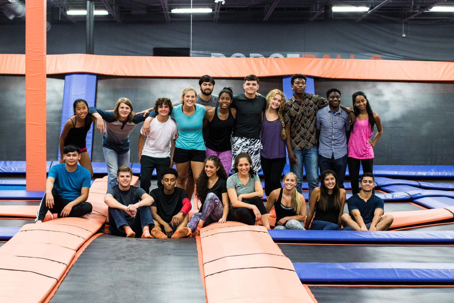 picture about Printable Sky Zone Waiver referred to as Las Vegas